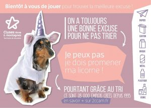 Campagne de tri Best excuse
