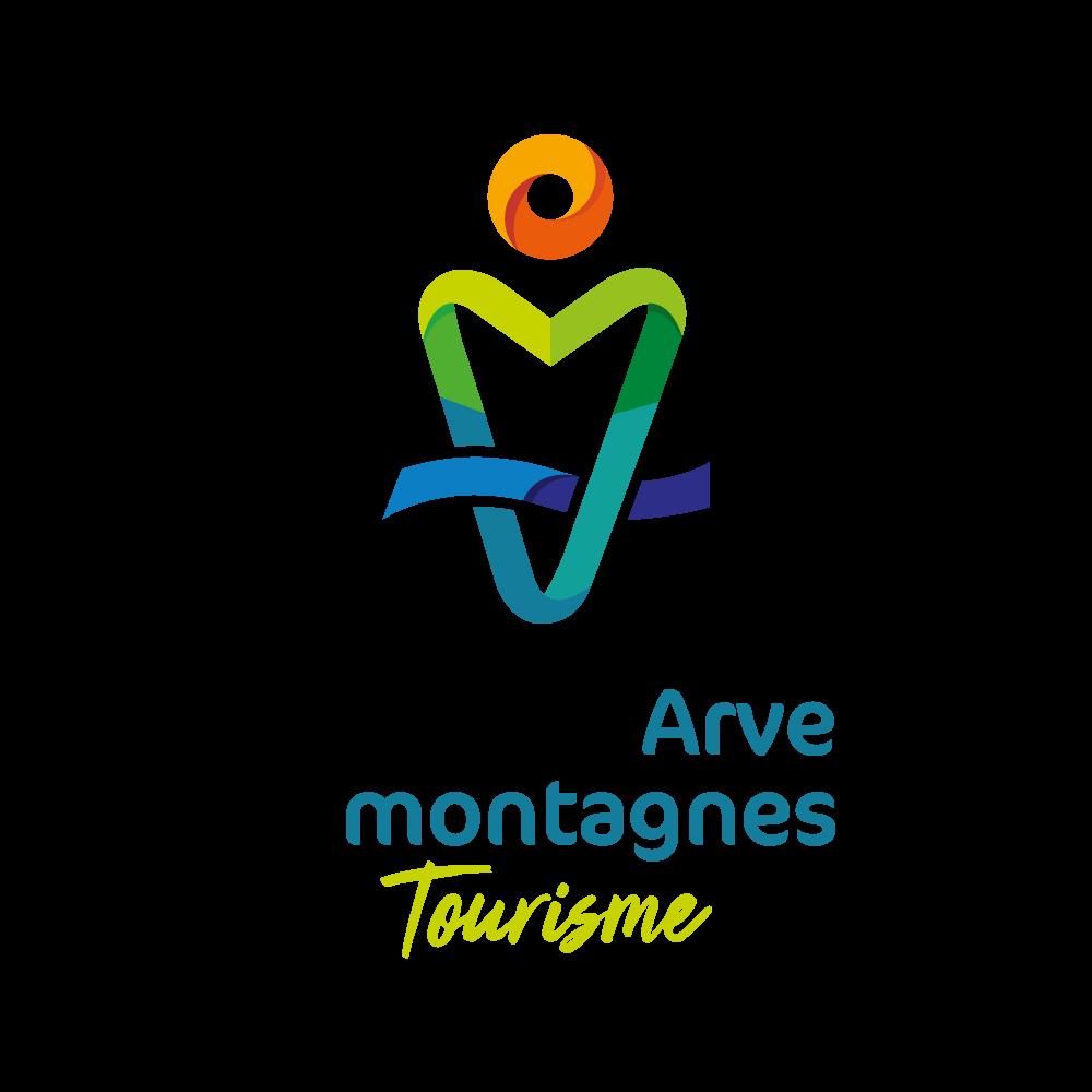 Logo de l'office de Tourisme Cluses Arve & montagnes tourisme